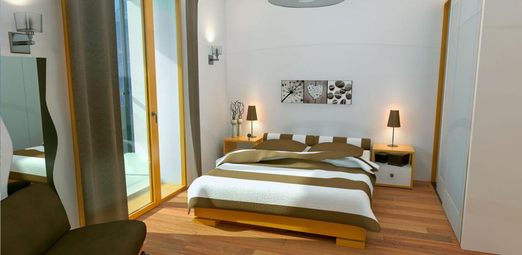 T3 chambre Avenel